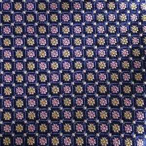 Brooks Brothers Accessories - Brooks Brothers Foulard Flower Neck Tie Silk